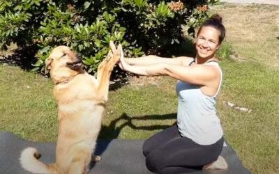 Jeder kann Yoga…